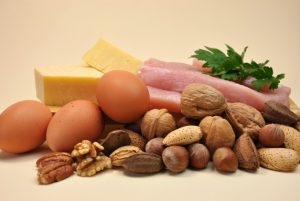 Protein helps reload glycogen stores - 10K Recovery.