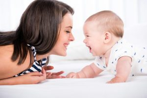 Osteopathy Treatment for Mum and Baby