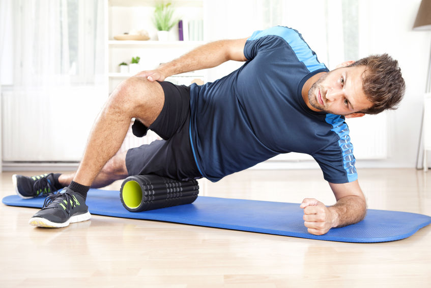 5 easy steps for getting started with a foam rollers (and what not to do!)