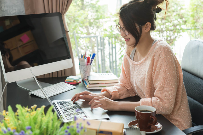 Working from home – Our 5 top tips to avoid tension and pain